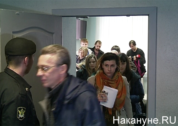 Сандаков, суд, журналисты|Фото: Накануне.RU