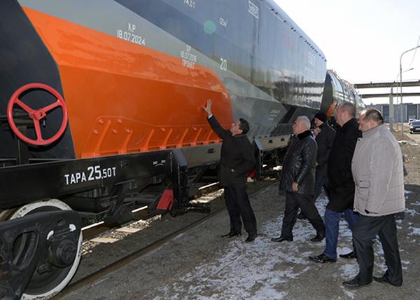УВЗ, АЖД, вагоны|Фото: uvz.ru