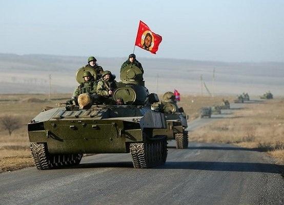 ДНР, ЛНР, ополчение, Новороссия, православие|Фото:
