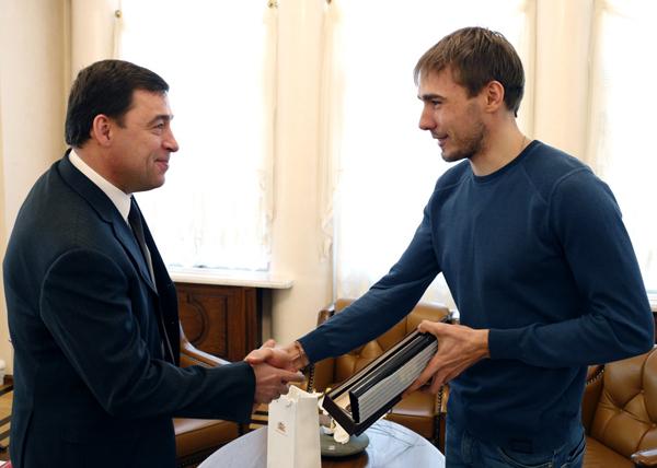 ДИП, Шипулин, Куйвашев|Фото: ДИП губернатора