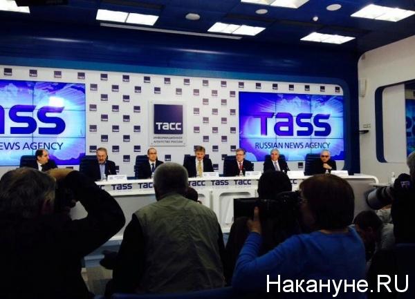 круглый стол, Песков|Фото: Накануне.RU