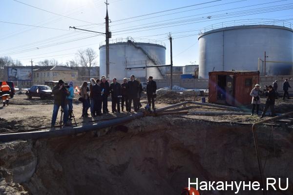 Курган улица Куйбышева Кокорин|Фото: Накануне.RU