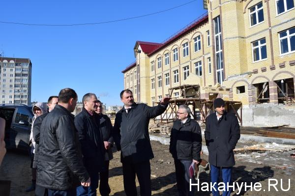 Алексей Кокорин, строительство, детский сад|Фото: Накануне.RU
