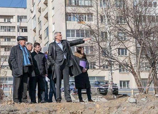 Сергей Носов Фото: пресс-служба мэрии Нижнего Тагила