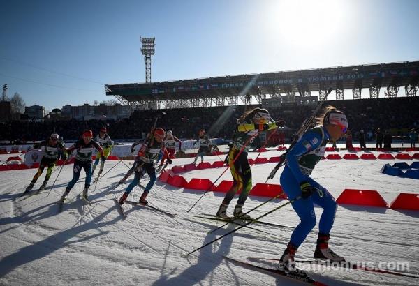 Гонка чемпионов Тюмень биатлон|Фото: biathlonrus.com