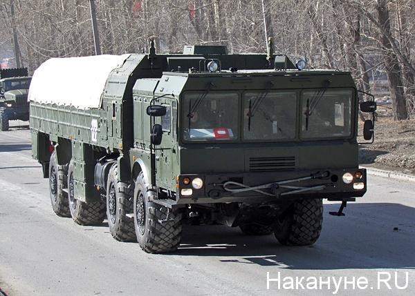 армия оперативно-тактический ракетный комплекс искандер|Фото: Накануне.ru