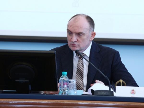 Борис Дубровский губернатор Челябинской области|Фото: gubernator74.ru