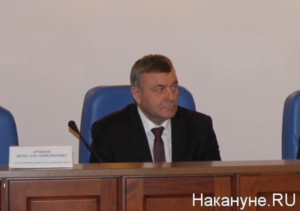 Вячеслав Арчиков глава администрации Нефтеюганска|Фото: Накануне.RU