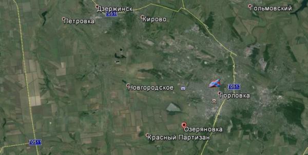карта Новороссия|Фото:cassad.net