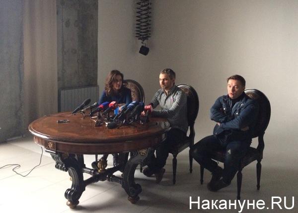 Лошагин, пресс-конференция, суд Фото: Накануне.RU