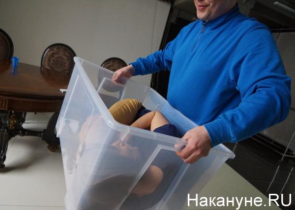 Лошагин, пресс-конференция, суд, эксперимент|Фото: Накануне.RU