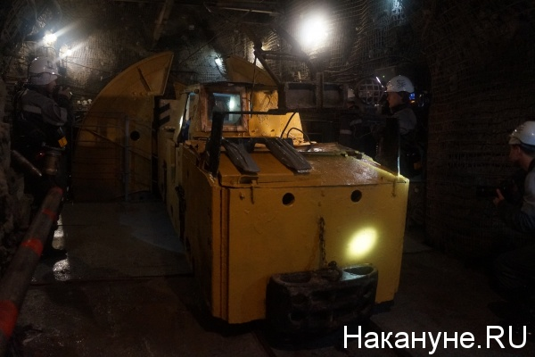 Шахта Черемухвская-Глубокая, СУБР, Русал, Североуральск, бокситы Фото:
