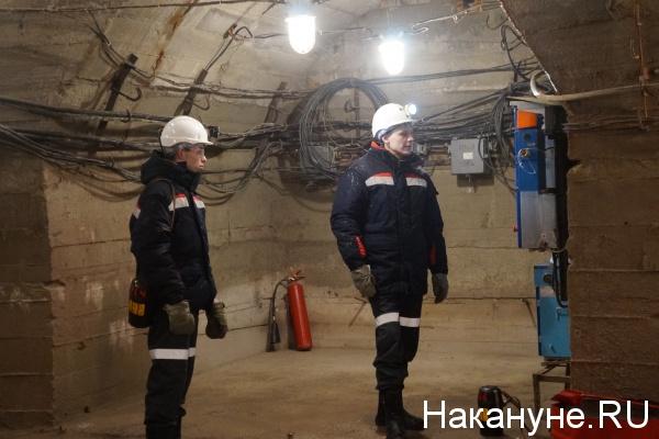Шахта Черемухвская-Глубокая, СУБР, Русал, Североуральск, бокситы, шахтер Фото: