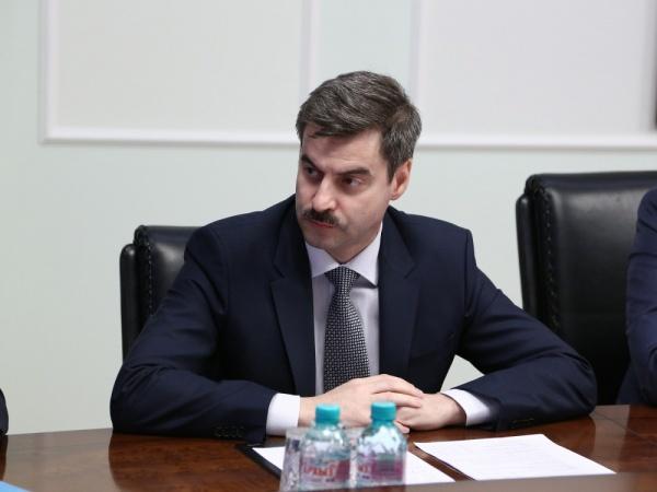 Редин Евгений Владимирович заместитель губернатора Челябинской области|Фото: gubernator74.ru