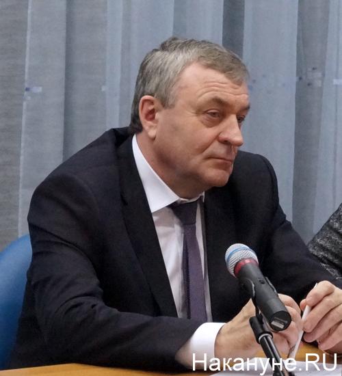 Вячеслав Арчиков, глава администарции Нефтеюганска|Фото: Накануне.RU
