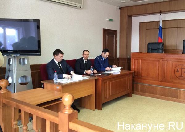 Жорин, суд, Лошагин|Фото: Накануне.RU