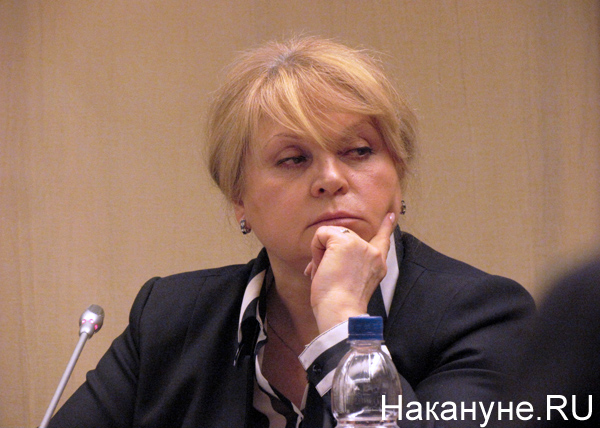 совет уполномоченных по правам человека, Элла Памфилова, уполномоченный по правам человека в РФ|Фото: Накануне.RU