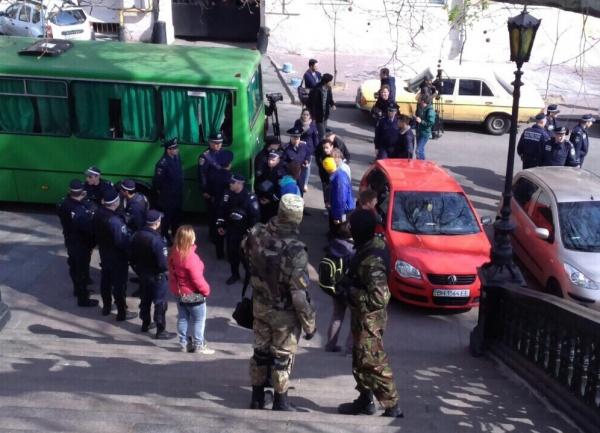 Одесса за порто-франко, митинг|Фото: