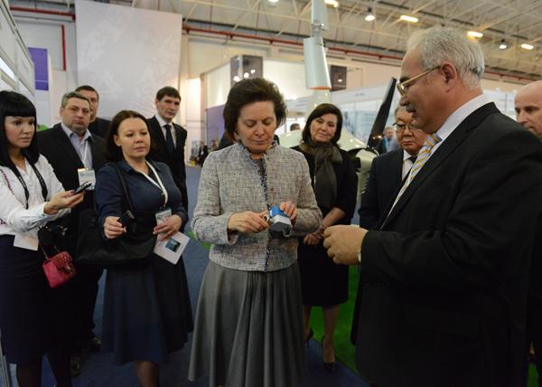 Наталья Комарова, промышленный форум|Фото: admhmao.ru