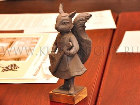 Белочка-умелочка памятник Курган|Фото: kurgan-city.ru