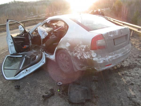 Сергей Михалев ДТП авария Фото: ГУ МВД РФ по Челябинской области
