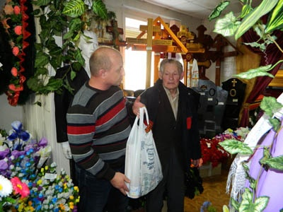 ветераны, похоронный дом, чаепитие|Фото:http://www.ritualhelp.ru