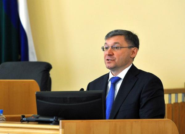 Владимир Якушев губернатор Тюменской области|Фото: пресс-служба губернатора Тюменской области