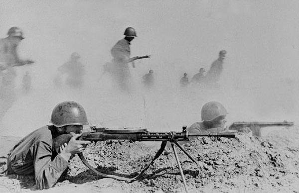 Великая Отечественная война, Красная Армия, фронт(2015)|Фото: