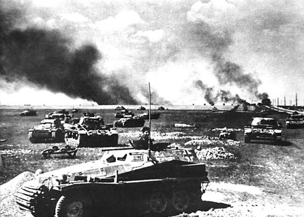 Великая Отечественная война, танковое сражение|Фото: