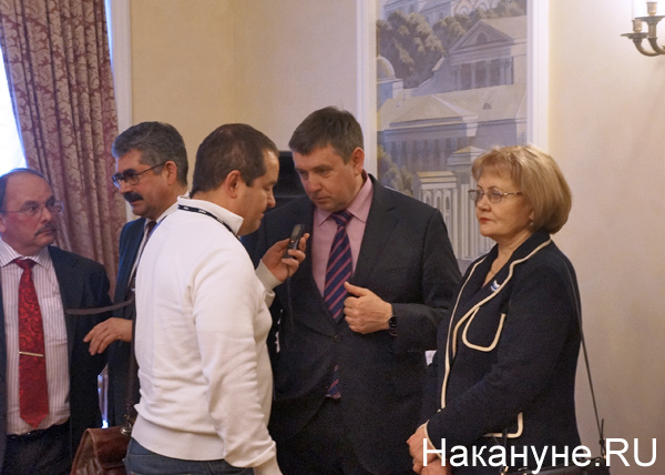 Виктор Кокшаров, Людмила Бабушкина|Фото: Накануне.RU