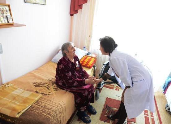 Наталья Комарова, ветеран|Фото: правительство ХМАО
