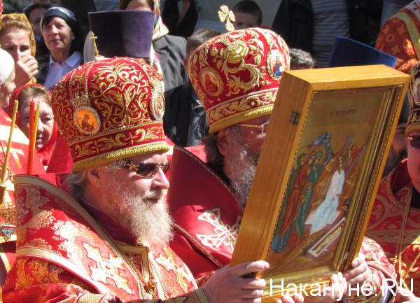 митрополит Бакинский и Азербайджанский Александр|Фото: Накануне.RU