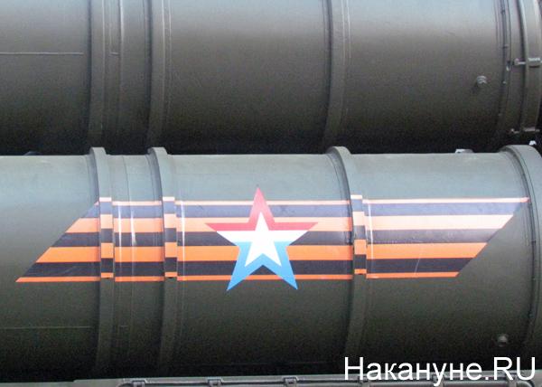 Репетиция Парада Победы, ЗРК С-400 Триумф|Фото: Накануне.RU