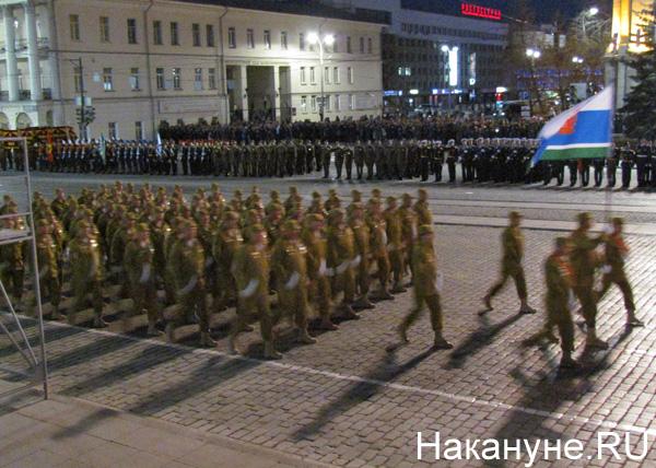 Репетиция Парада Победы, ветераны локальных войн|Фото: Накануне.RU