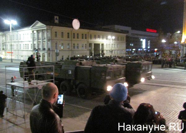 Репетиция Парада Победы, ОТРК Искандер-М|Фото: Накануне.RU