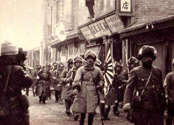 Япония, армия, интервенция в Маньчжурию, Китай(2015)|Фото: