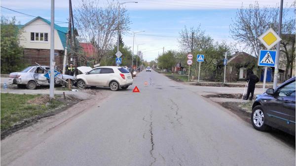 ДТП, Тюменская область Фото: Госавтоинспекция Тюменской области