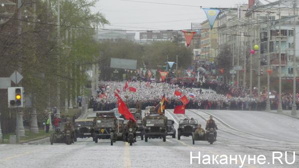 Парад, 9 мая, Екатеринбург|Фото: Накануне.RU