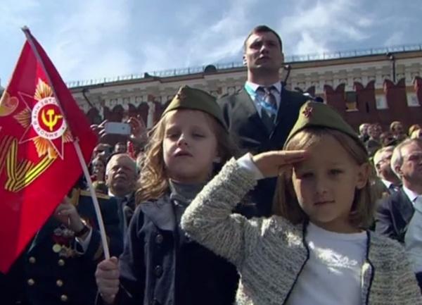 Парад, 9 мая, Красная площадь|Фото:
