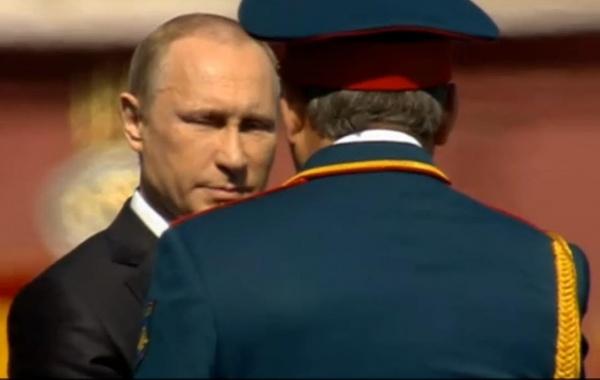Путин, Шойгу, парад, Победа|Фото: