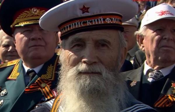 парад, ветераны, Красная площадь|Фото: