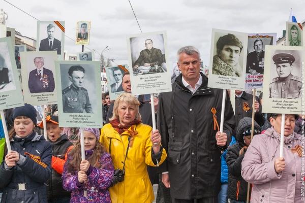 Нижний Тагил, 9 мая, парад, Сергей Носов|Фото: администрация Нижнего Тагила