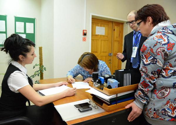 Прием граждан в Радужном|Фото: Пресс-служба губернатора Югры