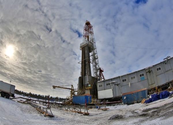 Буровая, Газпромнефть-Ноябрьскнефтегаз|Фото: Буровая, Газпромнефть-Ноябрьскнефтегаз