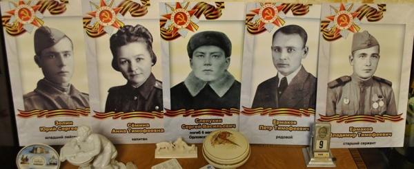 Константин Семин, семья, бессмертный полк|Фото: Константин Семин