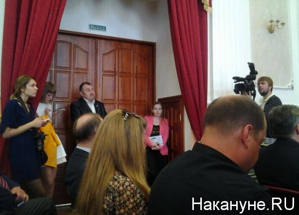 Антикоррупционный форум ОНФ УрФО, Косарев|Фото: Накануне.RU