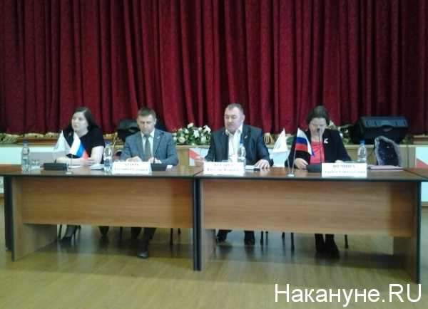 ОНФ, Артюх, Косарев, Фечина|Фото: Накануне.RU