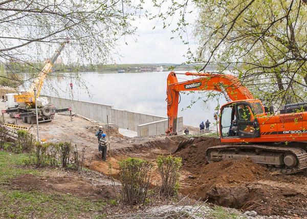 реконструкция набережной тагильского пруда|Фото: администрация Нижнего Тагила