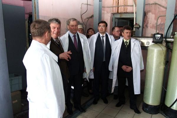 Кокорин, Катайск, Молоко|Фото: пресс-служба губернатора Курганской области