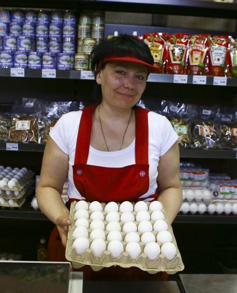 Птицефабрика Белоярочка, яйцо куриное|Фото:
